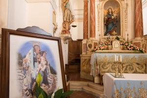 Chiesa del Carmine, interni (foto Umberto Esposito)