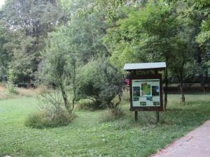 Giardino appenninico nel Centro visita del Parco (foto Stefano Dark)