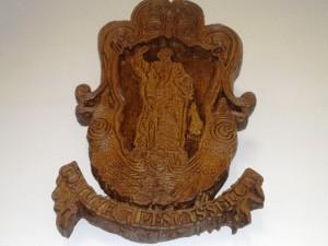 effige in legno del Comune Pescasseroli raffigurante San Paolo