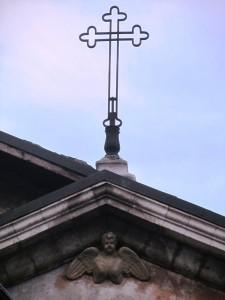 particolare sulla cappella Sipari (foto Stefano Dark)