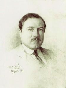 ritratto di Erminio Sipari
