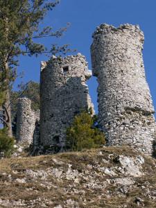 torri del castello (Domenico Roselli)