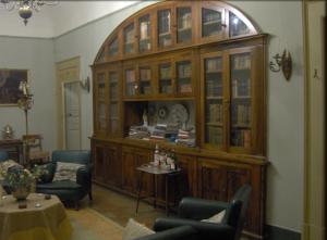 una stanza della casa-museo Sipari (foto Fondazione Erminio e Zel Sipari Onlus)